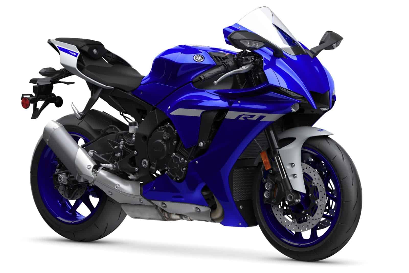 2020 Yamaha Yzf R1 First Look Sport Motorcycle 2
