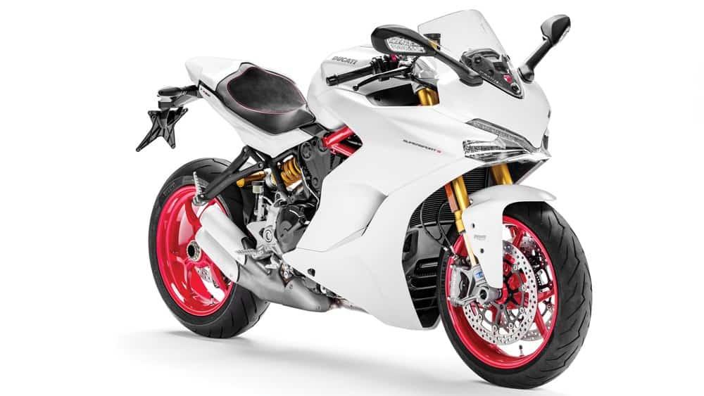 Ducati Bike Front