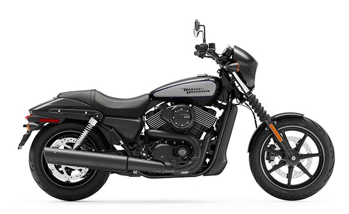 Harley Davidson Street 750 Vivid Black Deluxe