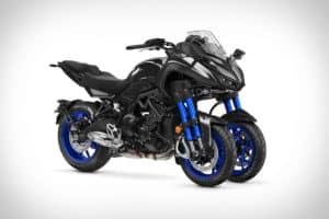 Yamaha Niken 1 1
